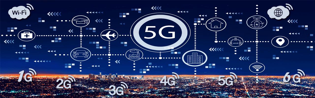 Коротко о том, что такое 1G, 2G, 3G, 4G, 5G?, современные технологии сотовой связи и взгляд в будущее.