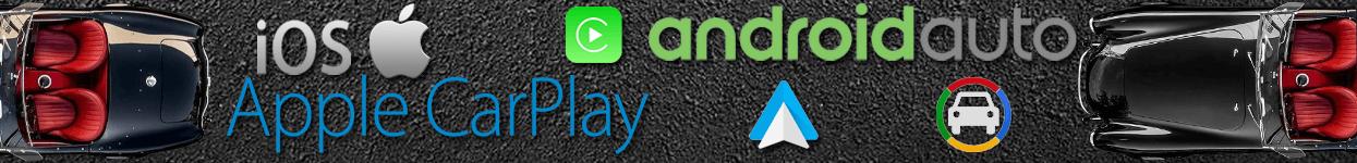 IOS Apple CarPlay & Android Auto для автомобиля