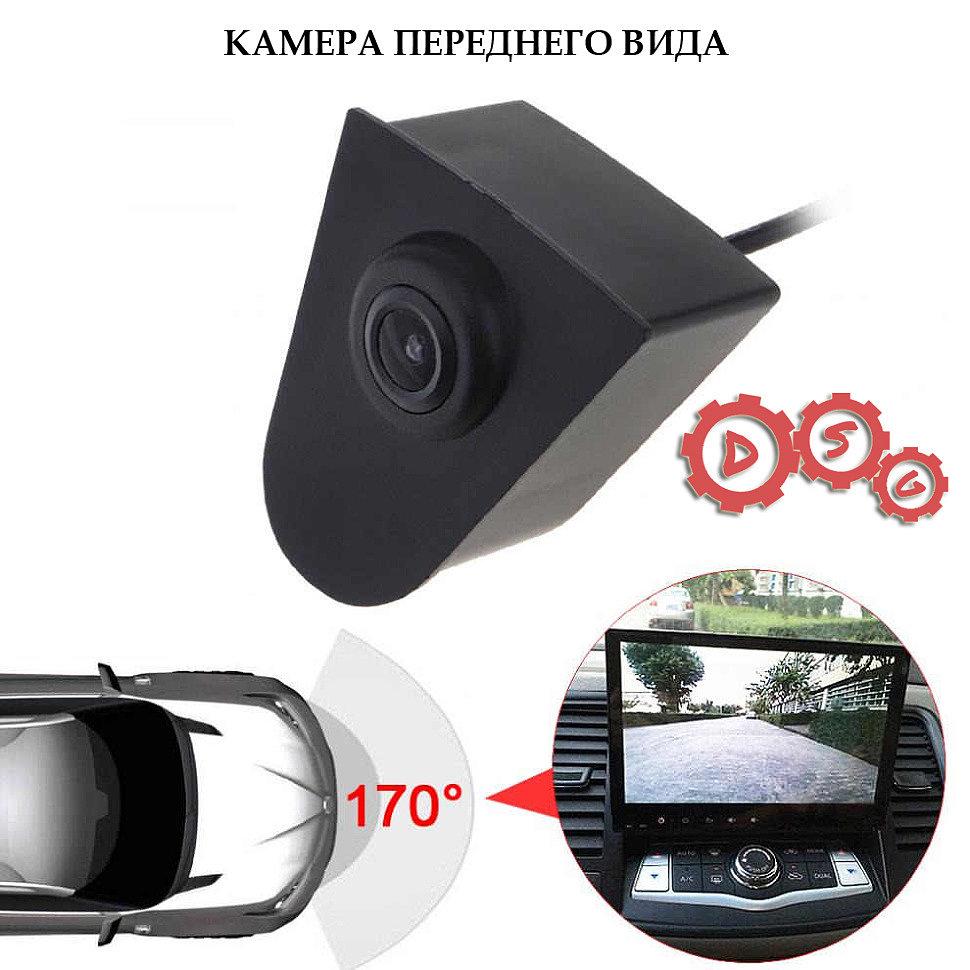 Автомобильные парковочные камеры переднего вида.
