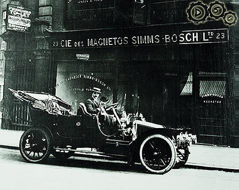 1991 году, компания «Bosch» добавила в устройства новые технологии.