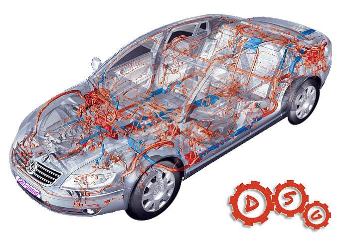 Что такое автомобильная CAN-shina и для чего она нужна?