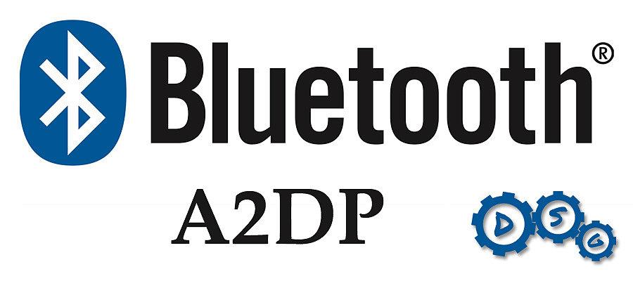Аудио Bluetooch протокол A2DP, для магнитол, блютуз наушников, беспроводных Bluetooch колонок и пр...