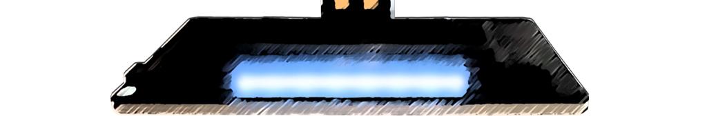 Неоновая подсветка DSi116CUE для Cadillac