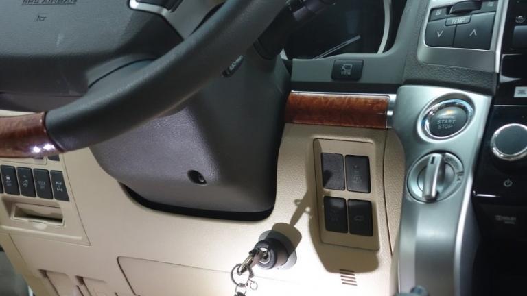 Гарант Форт 38001.N для LEXUS LX 450d с 2015 без штыревой блокиратор рулевого вала