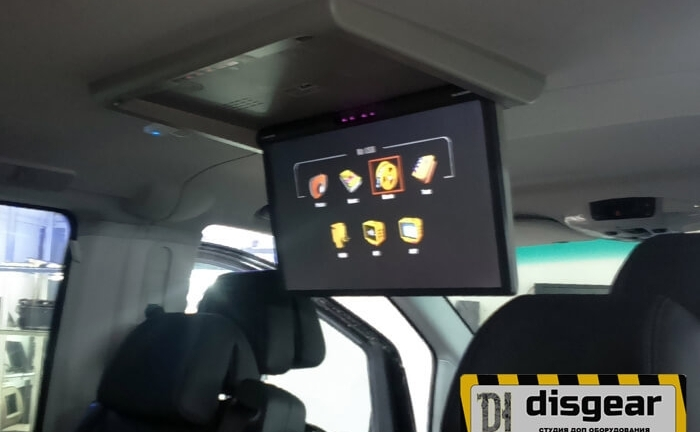 "XM AN1760RDUD Android 17.3"" с WIFI и цифровым DVBT2 телевизором"