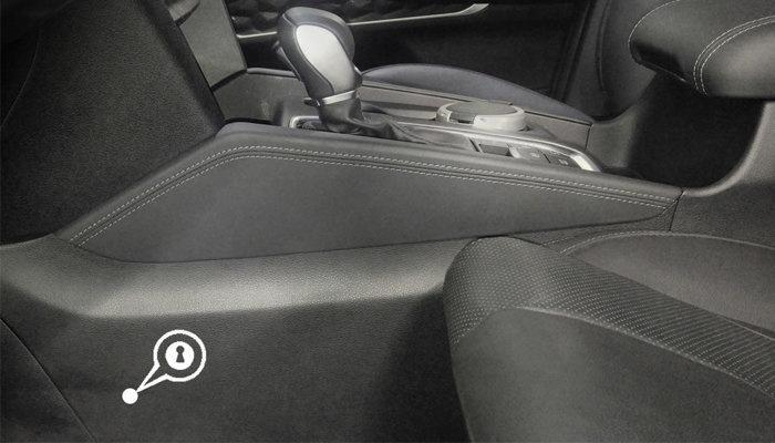 Блокиратор капота и КПП Флим Гарант 2Lock для Hyundai по моделям авто
