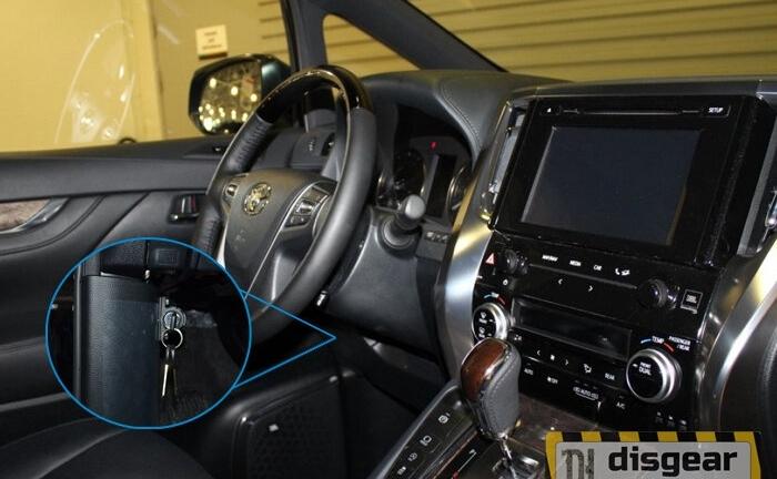 Pro Complex для Toyota по моделям авто, замок на капот и АКПП