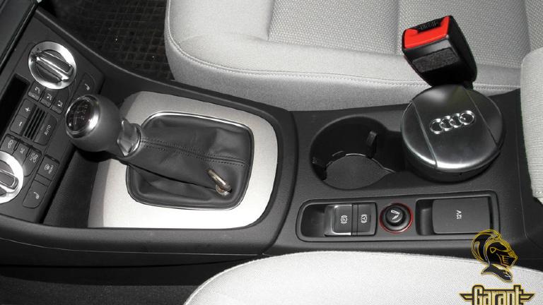 Замок на КПП Гарант Консул для Audi по моделям авто, механический блокиратор