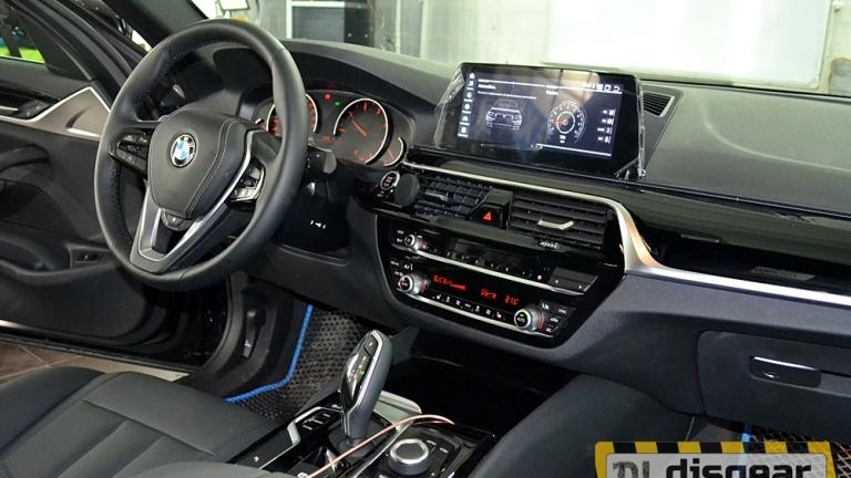 """10.25"""" Android Q для BMW 5 series G30 NBT EVO с 2017 магнитола с Яндекс навигатором"""
