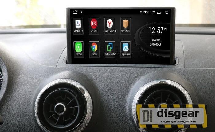 """8.8"""" Android для Audi A3 с 2013 по 2019 штатное головное устройство"""