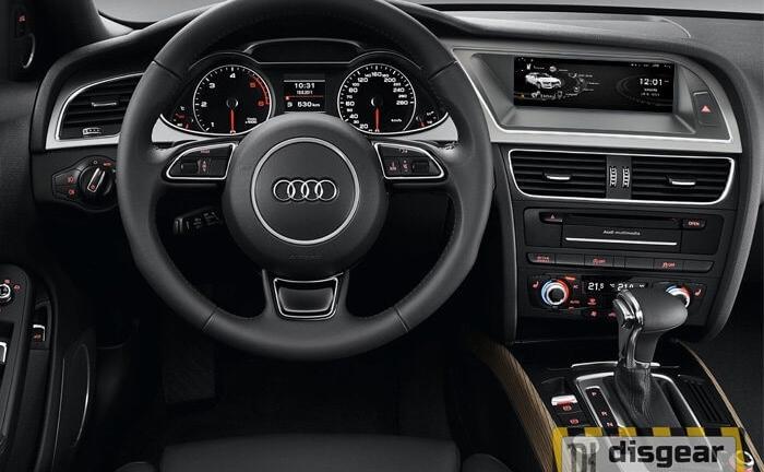 """8.8"""" Android для Audi A4 с 2007 по 2013 штатное головное устройство"""