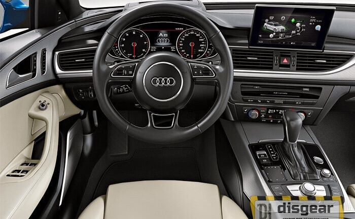 """8"""" Android для Audi A6 с 2012 по 2015 штатное головное устройство"""