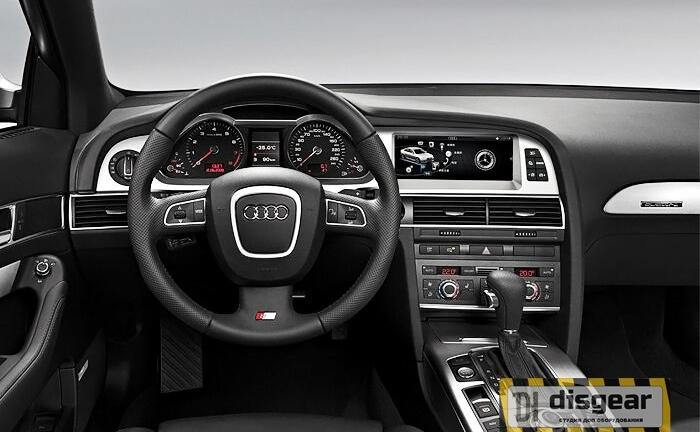 """8.8"""" Android для Audi A6 с 2005 по 2011 штатное головное устройство"""
