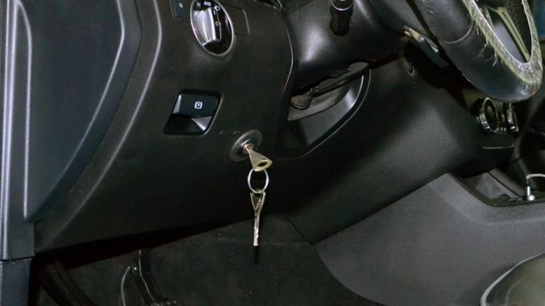 Гарант Форт для Mercedes по моделям авто без штыревой блокиратор рулевого вала