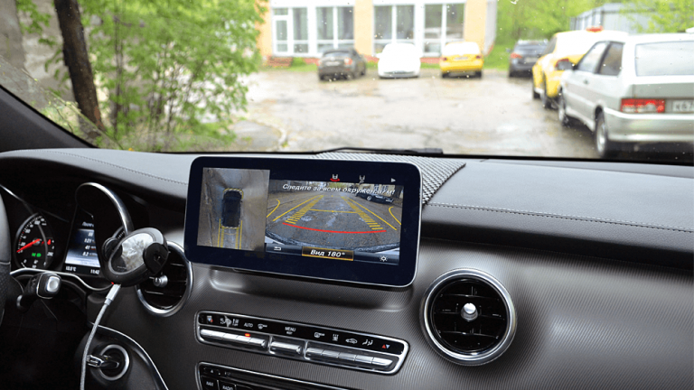 """10.2"""" Android для Mercedes V class 260 с 2014 по 2019 магнитола с Яндекс навигатором"""