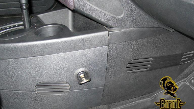 Замок на КПП Гарант Консул для Ford по моделям авто, механический