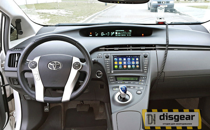 Android Oreo Navi Box RDL-01-NEW для Toyota Prius Touch&Go 2 Panasonic