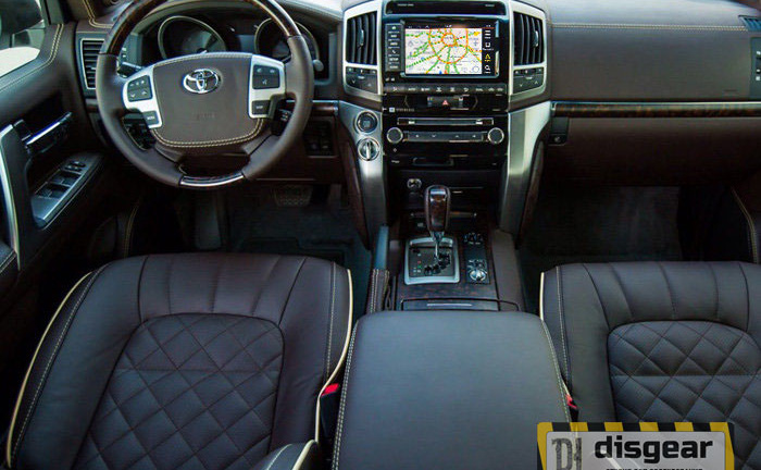 Android Navi Box для Toyota Land Cruiser 200 с 2012 по 2015 Radiola
