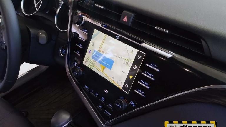 Android Navi Box RDL-04-AIR для Toyota Camry V70 Fujitsu Ten и Denso